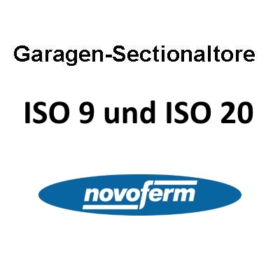 Baureihe ISO 9 und ISO 20