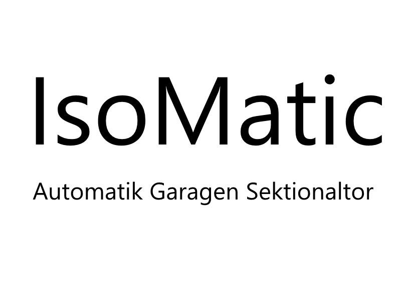 Isomatic Garagentor Ersatzteile